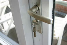 UPVC Door Security