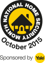 National Home Security Month, October 2015 | Bassett Lock and Key